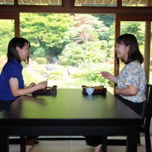 翡翠園茶室
