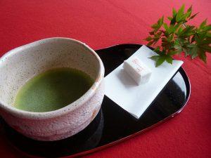 抹茶 ¥400(税込)