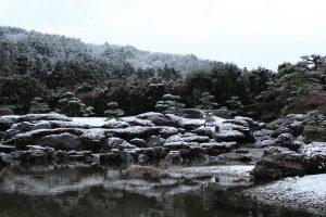 雪の玉翠園